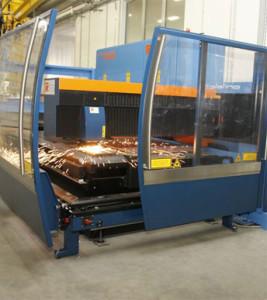 3D Laserschneidemaschine