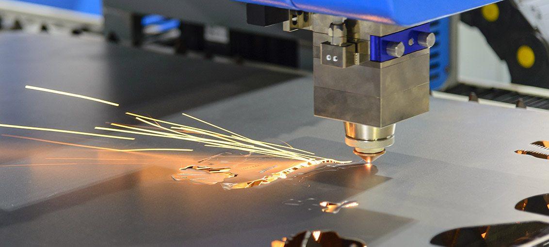 Laserschneiden in der Wirtschaft