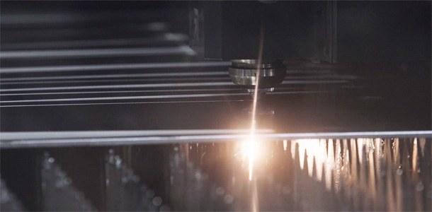 Maschine für Blech-Laserschneiden