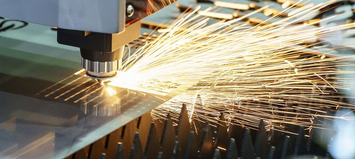 Über das Laserschneiden