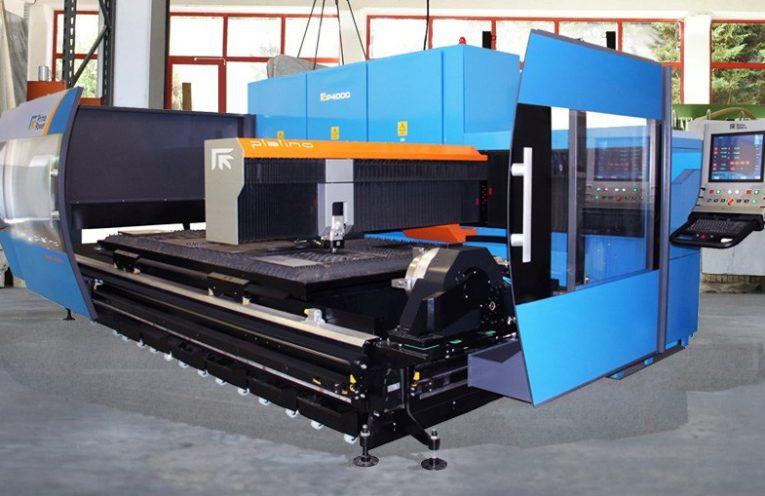 2D Laserschneiden mit Platino Maschine